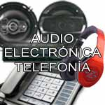 audio electronica telefonia en once
